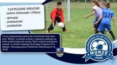 Gminny Turniej Szkół i Przedszkoli w piłce nożnej - zapraszamy do Stegny!