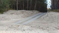 Remonty obecnych i budowa nowych zejść na plaże w Gminie Sztutowo prawie skończone.