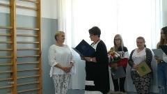 Jantar: 35 lat pracy pedagogicznej w szkole Pani Agaty Sucheckiej