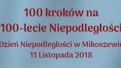 Dzień Niepodległości w Mikoszewie.