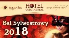 Gorący Sylwester w Tropikach! Hotel Continental w Krynicy Morskiej zaprasza!