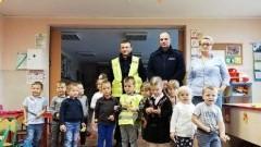 Tujsk: Odblaskowo, kolorowo i bezpiecznie- projekt edukacyjny na temat bezpieczeństwa