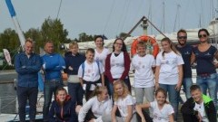 Rejs po Zatoce Gdańskiej – zakończenie projektu Szkoły Podstawowej w Sztutowie
