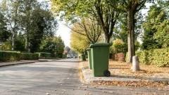 Zmiana terminu odbioru odpadów zmieszanych w Kątach Rybackich i w Skowronkach