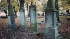 """""""Żuławskie Światło Pamięci"""" - zapalono znicze na grobach byłych mieszkańców regionu."""