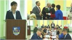 """""""Nowa"""" Rada oraz Wójt Gminy Stegna zaprzysiężeni. Kto przewodniczącym? Retransmisja nagrania"""
