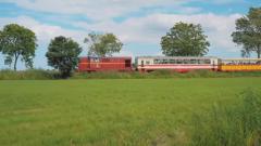 Będzie rewitalizacja żuławskiej kolei wąskotorowej. Umowa o dofinansowaniu podpisana