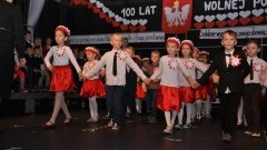 Nowy Dwór Gdański: Koncert w wykonaniu przedszkolaków z okazji Narodowego Święta Niepodległości