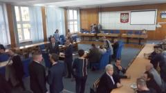 I sesja Rady Miejskiej w Nowym Dworze Gdańskim. Zobacz na żywo