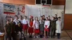 100 lat Niepodległości: Uroczysty apel w Zespole Szkół nr 2 w Nowym Dworze Gdańskim