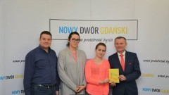 Zaproszenie na spotkanie wigilijne w Domu dla Dzieci w Nowym Dworze Gdańskim