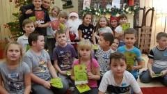 Uczniowie z klas I-III ze Szkoły Podstawowej w Jantarze odwiedzili Wielką Fabrykę Elfów