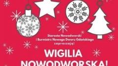 Już w ten piątek będziemy mogli poczuć magię Świąt w Nowym Dworze Gdańskim.