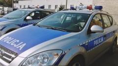 Radiowóz uderzył w mercedesa. Policjantowi grozi mandat karny