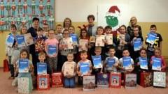 Rozdanie nagród za udział w dwóch konkursach w Zespole Szkół w Sztutowie