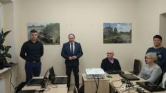 Kolejne kursy komputerowe w Jazowej i Żuławskim Klubie Seniora
