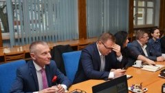 Nowy Dwór Gdański: W Urzędzie Miejskim o postępach prac dwóch projektów.