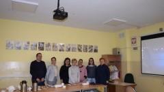 Powiat nowodworski: Spotkanie sieci współpracy i samokształcenia doradców zawodowych