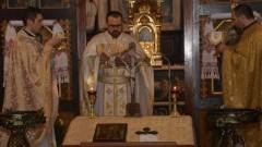 Odpust ku czci św. Mikołaja w parafii greckokatolickiej w Żelichowie