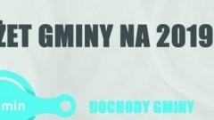 Jednogłośne przyjęcie budżetu gminy Nowy Dwór Gdański na 2019 rok.