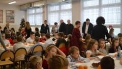 Wigilie klasowe w Zespole Szkół w Sztutowie
