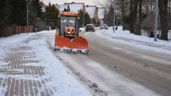 Zimowe utrzymanie dróg i chodników w Gminie Nowy Dwór Gdański