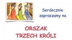 Orszak Trzech Króli w Mikoszewie.