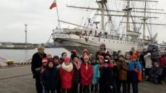 Uczniowie Zespołu Szkół w Stegnie odwiedzili Centrum Nauki EXPERYMENT