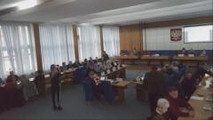 V Sesja Rady Miejskiej w Nowym Dworze Gdańskim. Zobacz na żywo.