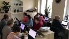 Kursy komputerowe dla nowodworskich seniorów.