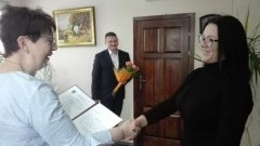 Gmina Stegna: Wręczenie aktu nadania stopnia nauczyciela mianowanego