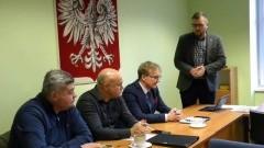 Gmina Sztutowo: Spotkanie z radnych z mieszkańcami w sprawie ośrodka zdrowia.