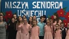 Dzień Seniora w Zespole Szkół w Tujsku