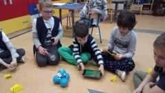 Nauka przez zabawę w Szkole Podstawowej nr 1 w Nowym Dworze Gdańskim
