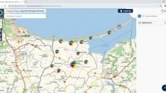 Najwięcej zgłoszeń dotyczy przekraczania prędkości. Krajowa Mapa Zagrożeń Bezpieczeństwa w powiecie nowodworskim.