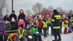 Bezpieczeństwo na lodzie. Zajęcia dla uczniów Zespołu Szkół w Sztutowie