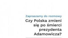 Czy Polska zmieni się po śmierci prezydenta Adamowicza? Debata w Nowym Dworze Gdańskim.