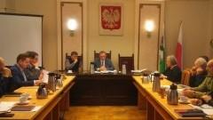 Rozmowa o bezpieczeństwie w Starostwie Powiatowym w Nowym Dworze Gdańskim