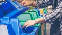 Worki do segregacji śmieci