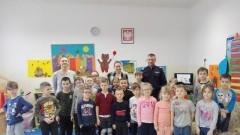 Bezpieczne ferie. Zajęcia z uczniami Szkoły Podstawowej w Mikoszewie