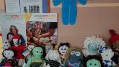 Mikoszewo: Wszystkie kolory świata. Akcja UNICEF w Szkole Podstawowej