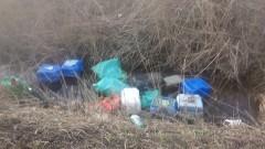 Sprzątanie poboczy i rowów melioracyjnych w Gminie Stegna