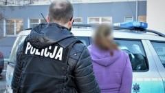 Ugodziła nożem i groziła śmiercią konkubentowi. Nietrzeźwa 38-latka aresztowana.