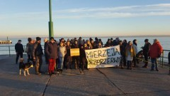 """""""Weekend dla Mierzei"""" - akcja społeczna w Krynicy Morskiej"""