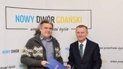 Budowa ścieżki rowerowej z Nowego Dworu Gdańskiego do Sołectwa Tuja.