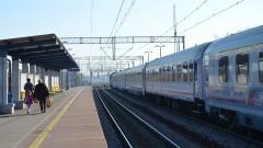 Wiosenna korekta kolejowego rozkładu jazdy pociągów.