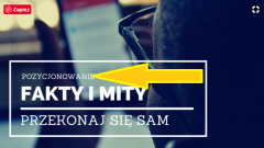 Prawdy i mity firm pozycjonujących w Gdańsku