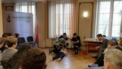 Powiat nowodworski: Szkolenie pracowników Starostwa z pierwszej pomocy przedmedycznej.