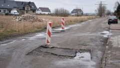 Naprawa infrastruktury drogowej w Nowym Dworze Gdańskim
