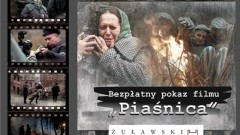 """Projekcja filmu """"Piaśnica"""" w Nowym Dworze Gdańskim"""